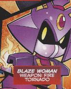 Blazewomen