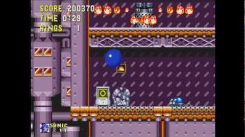Flying Battery Zone - Gameplay