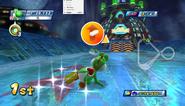 Mario Sonic Olympic Winter Games Gameplay 283