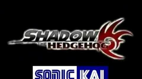 Shadow The Hedgehog Music 2P vs