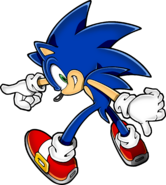 Sonic Art Assets DVD - Sonic The Hedgehog - 8