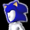 Sonic Costume (Head) M
