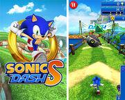 Sonic Dash S