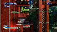 Sonic Generations Planet Wisp Wall jump block