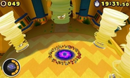 Sonic Lost World 3DS - Indigo Asteroid1