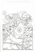 Sonic universe 13 cover