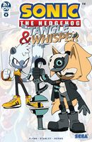 Sonic the Hedgehog: Tangle & Whisper Issue 0