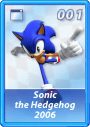 Card 001 (Sonic Rivals)