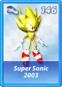 Card 146 (Sonic Rivals)