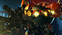 Eggman's unnamed robot (Sonic Unleashed)