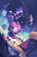 IDW 2 Cover Art variant