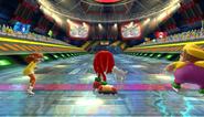 Mario Sonic Olympic Winter Games Gameplay 262