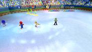 Mario Sonic Olympic Winter Games Gameplay 361
