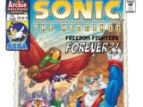 Archie Sonic the Hedgehog Issue 142