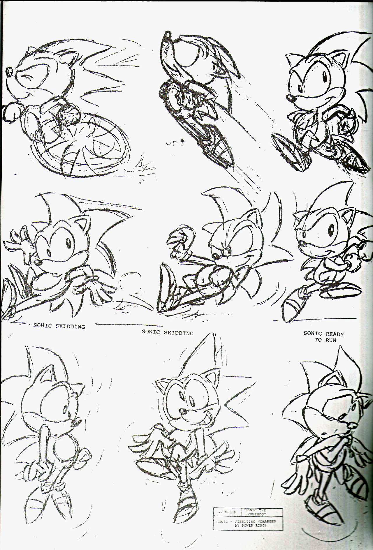 sonic satam coloring pages - photo#10