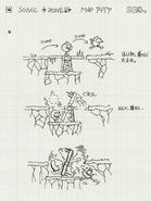 Sonic 1 sketch 10