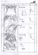 Sonic Riders storyboard 02