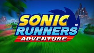 Sonic Runners Adventure - Coming Soon To The App Store & Google Play
