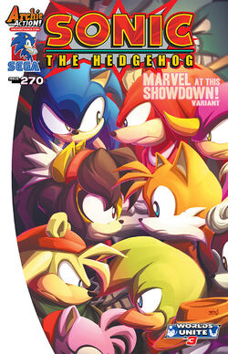 Sonic The Hedgehog -270 (variant)
