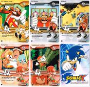 Sonic X tcg Common 056-60