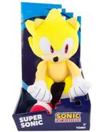 Tomy Collector Series Modern plush 12 inch Super Sonic