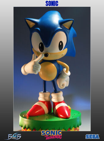 First 4 Figures Sonic News Network Fandom