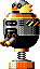 Bouncy boss robot sprite