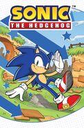 IDW Sonic Vol. 1
