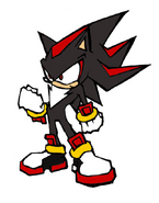 Sonic Battle Shadow early