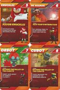 Sonic Boom Collector Cards 2