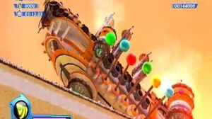 Sonic Colors - Sweet Mountain Boss - S-Rank
