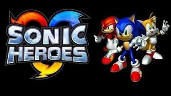 Sonic Heroes Commercial