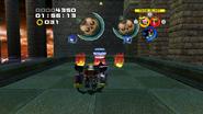 Sonic Heroes Hang Castle Team Dark 12