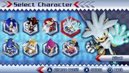 Sonic Rivals 2 menu 03