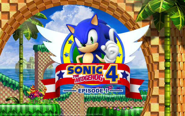 File:Sonic The Hedgehog 4 - Episode 1- Wallpaper - (2).jpg