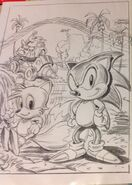 Sonic the Hedgehog 2 US artwork concept