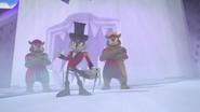 THL Barker and Stunt Bears