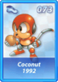 Card 073 (Sonic Rivals)