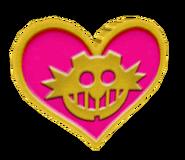 Colors Wii Model Eggman Heart