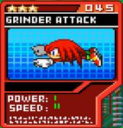 Grinder Attack