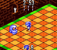 Labyrinth of the Castle Zone 3 14