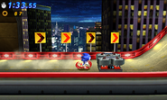 Radical Highway Generations 3DS Act 1 35