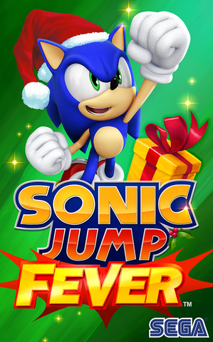 File:Sonic Jump Fever Christmas Title Screen.png