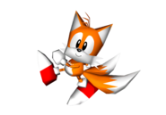 Sonic R Tails 1