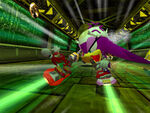 Sonic Riders - Wave - Level 1