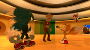 Sonic Tails Chip i Pickle