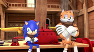 Sonic and Tommy 3