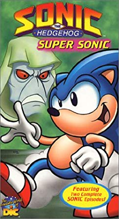 Super Sonic Dvd Sonic News Network Fandom