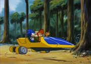 Warp Sonic 203