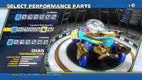 Chao Legendary Dinky Propeller Rear